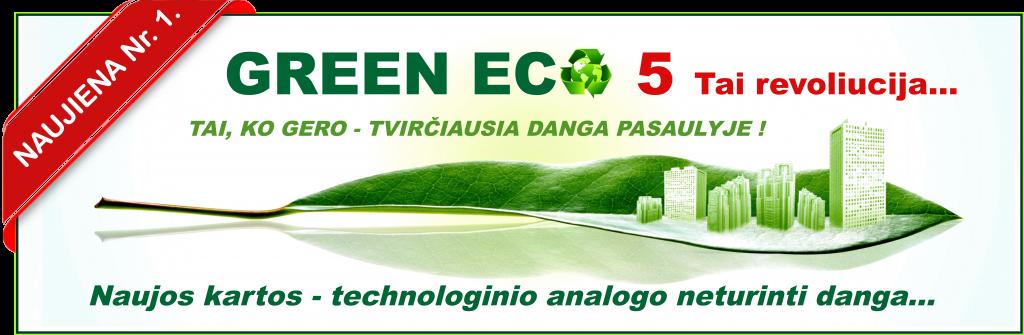 Vonios restauravimas Green – nano